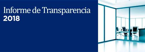 Informe de Transparencia 2015